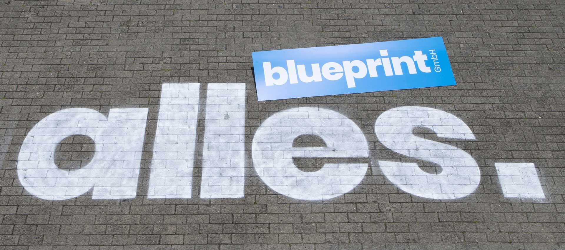 Alles blueprint - Bannerbild
